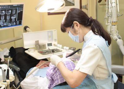 五反田駅 西口徒歩3分 山村歯科医院のスタッフ写真2