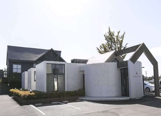 蟹江駅 出口車7分 ウエダ歯科クリニックの外観写真5