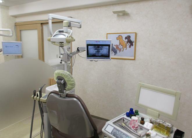 東飯能駅東口 徒歩3分 井上歯科クリニックの院内写真5