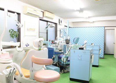 多摩センター駅 出口車7分 山崎歯科医院の院内写真2