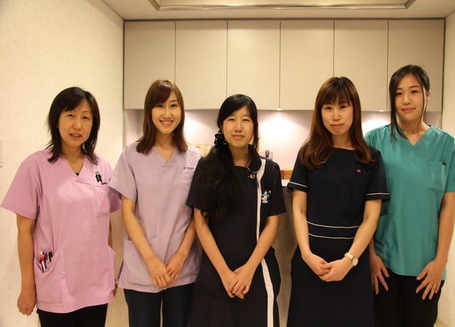 代々木駅 出口徒歩 1分 明海大学PDI 東京歯科診療所のスタッフ写真5