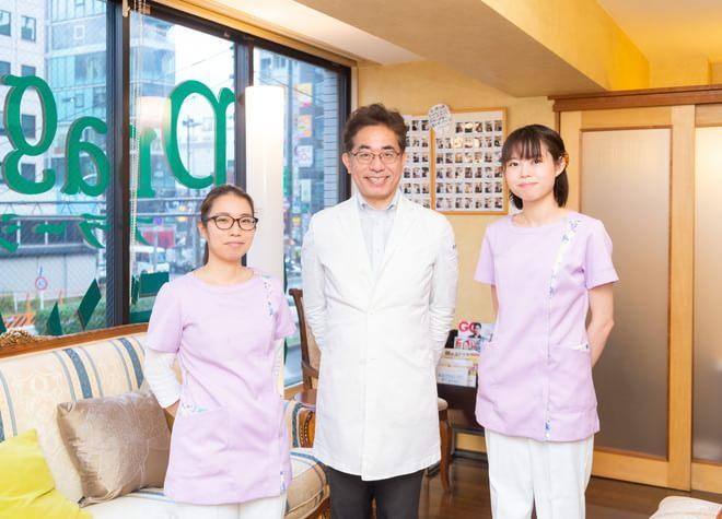 横浜駅9番出口 徒歩7分 プラージュ矯正歯科クリニックの写真1
