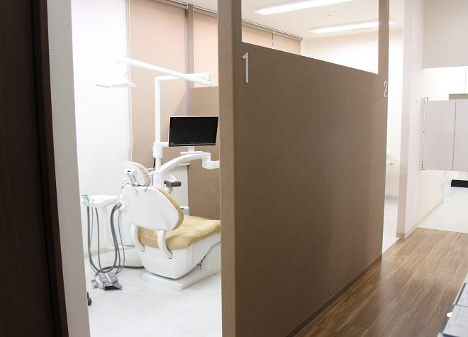 宮の沢駅 7番出口徒歩1分 宮の沢駅前歯科クリニックの院内写真7