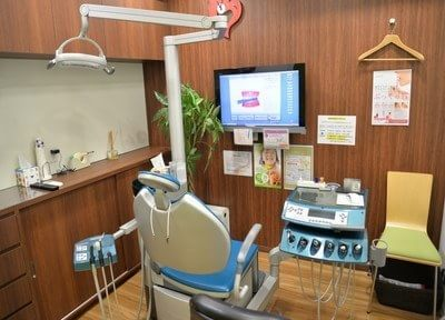 西大路三条駅 出口徒歩1分 たかもり歯科医院写真7