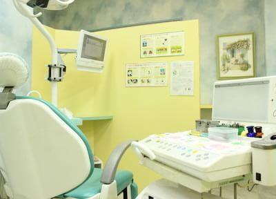 北巽駅 4番出口徒歩 3分 石山歯科クリニックの院内写真2