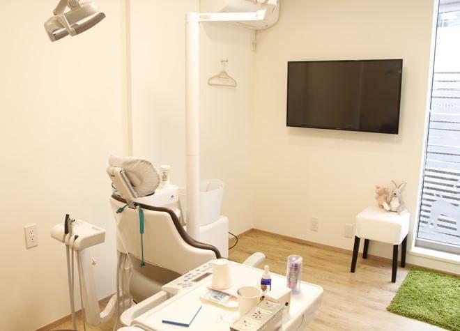 服部天神駅 出入り口2徒歩9分 永田歯科医院の治療台写真3