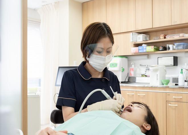 桃山御陵前駅 出口徒歩 1分 ひらうち歯科のスタッフ写真2