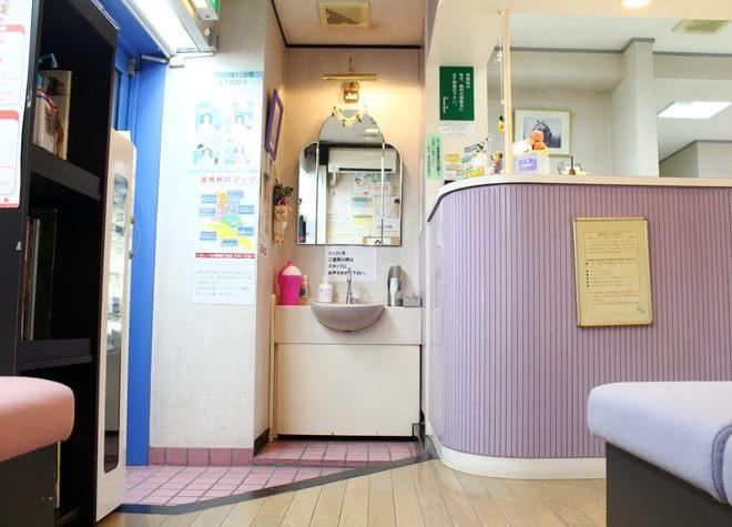 戸越駅 出口徒歩 1分 とよつぐ歯科クリニックの院内写真6