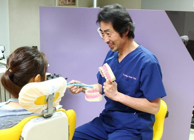 戸越駅 出口徒歩 1分 とよつぐ歯科クリニックのスタッフ写真3