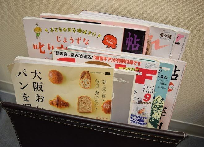 【伊丹市:伊丹駅(阪急)  徒歩1分】 はまだ歯科クリニックの院内写真5