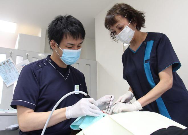 つきぐま歯科の画像