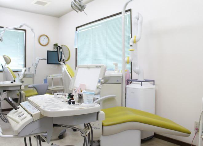 能瀬駅 出入口徒歩 5分 つだ歯科医院の院内写真6