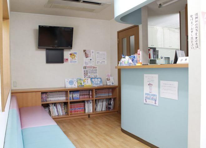能瀬駅 出入口徒歩 5分 つだ歯科医院の院内写真7