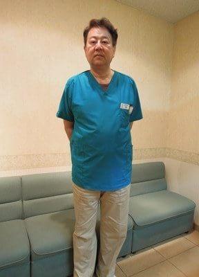 天神駅  5番出口徒歩6分 ひがし矯正歯科クリニックのスタッフ写真2