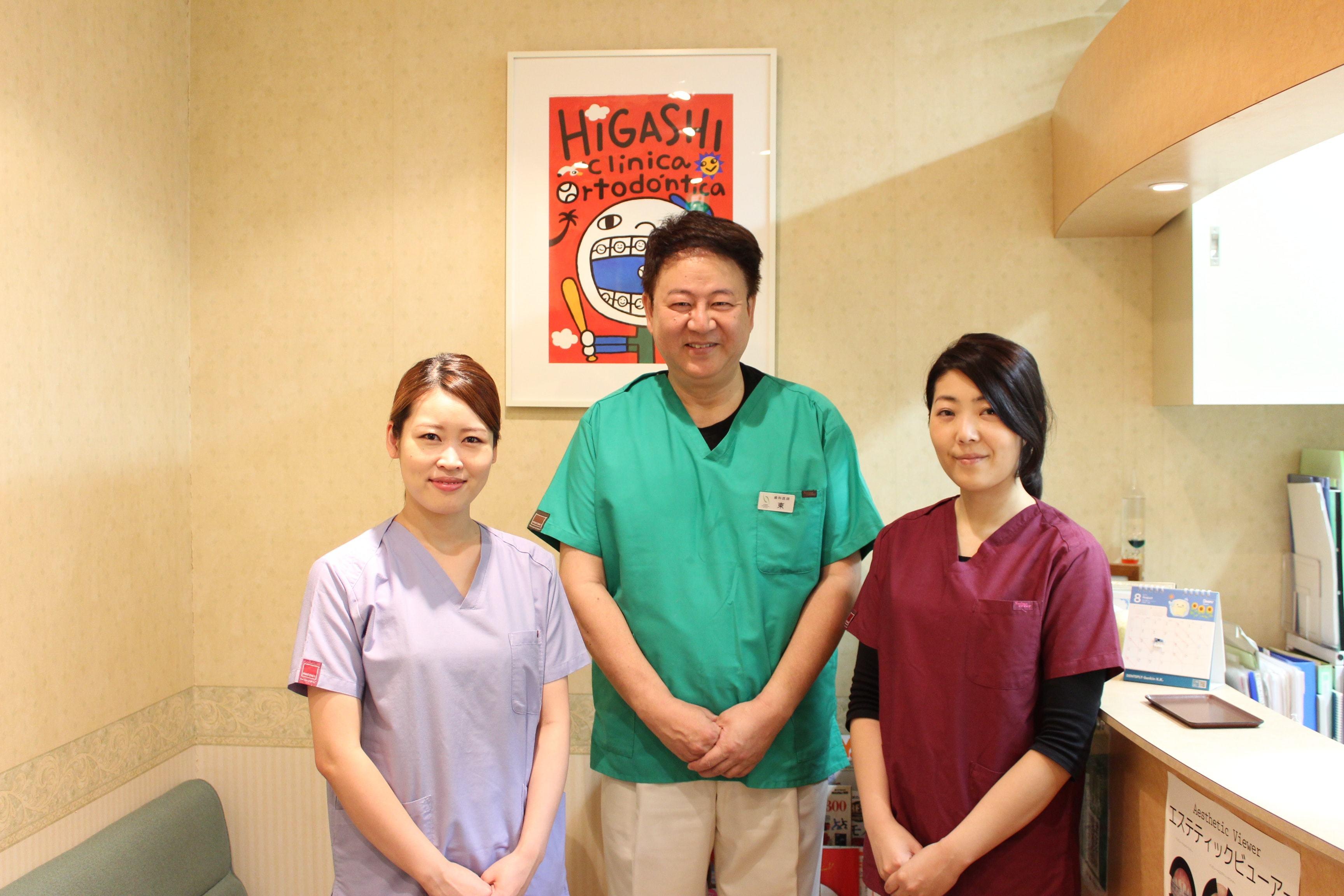 ひがし矯正歯科クリニックの画像
