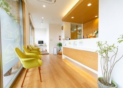 喜志駅 東口徒歩1分 しぶたにファミリー歯科の院内写真6