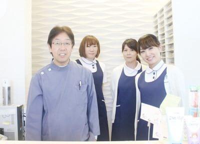 吉成駅 出口車10分 【藍住町】さいじょう歯科のスタッフ写真1