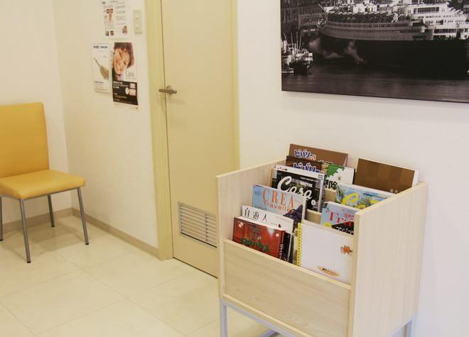 小手指駅 南口徒歩 2分 ファミリー歯科クリニック(所沢)の院内写真4