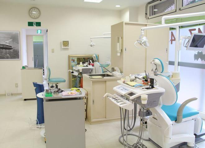 小手指駅 南口徒歩 2分 ファミリー歯科クリニック(所沢)の院内写真5