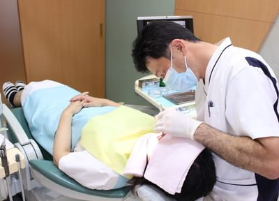 北浦和駅 出口バス 15分 にしやま歯科医院のスタッフ写真2