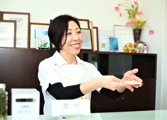 川越駅 出口車 10分 中台歯科医院のスタッフ写真2
