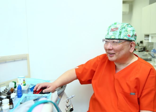 川越駅 出口車 10分 中台歯科医院のスタッフ写真4