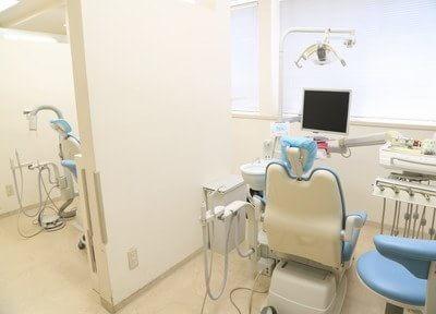 調布駅 徒歩10分 森田歯科クリニックの院内写真3