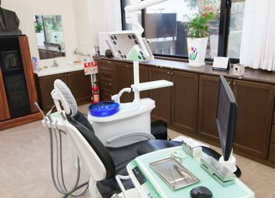 カワサキ歯科の画像