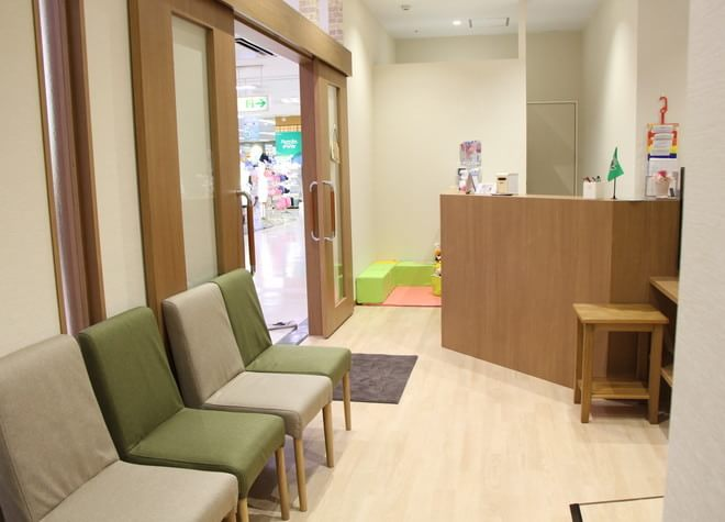 南松本駅 出口徒歩 5分 NORI Dental Clinicの院内写真2