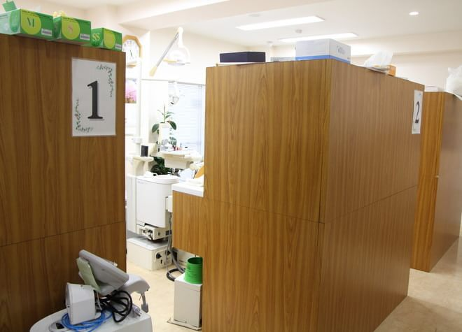 京急久里浜駅 東口徒歩 2分 タクマ歯科医院の院内写真7