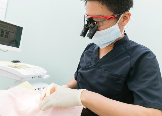 徳重駅 出口徒歩 1分 徳重ガーデン歯科のスタッフ写真2