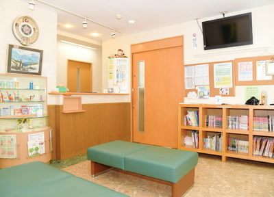 上溝駅 出口徒歩 1分 歯科川崎医院の院内写真3
