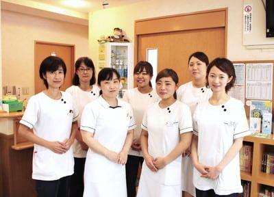 上溝駅 出口徒歩 1分 歯科川崎医院のスタッフ写真2