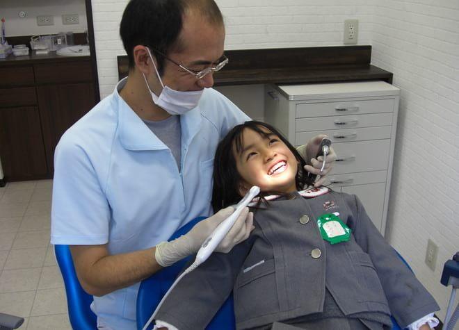 また来たくなる歯医者さん