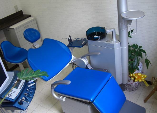 金沢駅 車11分 野町デンタルクリニックの治療台写真3
