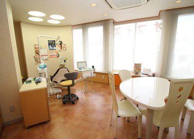 豊春駅1番出口 徒歩2分 チャーミー歯科春日部の院内写真3