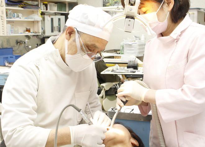 2. できるだけ歯は抜かない!患者さん目線の治療