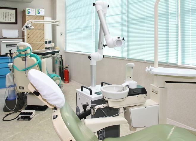 富山駅 北口車 6分 森井歯科医院(千代田町)の治療台写真3