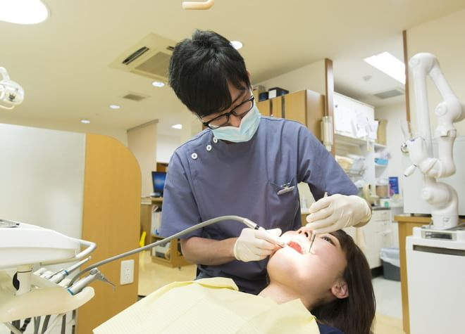 かなざわファミリー歯科の画像