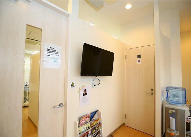竹ノ塚駅 東口徒歩 1分 さくらヶ丘デンタルオフィスの院内写真6