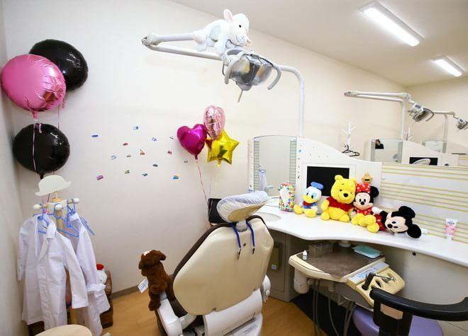 竹ノ塚駅 東口徒歩 1分 さくらヶ丘デンタルオフィスの治療台写真3