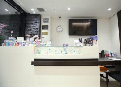 堺筋本町駅 12番出口徒歩 3分 増田歯科医院(堺筋本町)の院内写真2