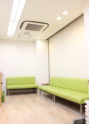 黒川駅(愛知県) 出口徒歩20分 いいだ歯科医院の院内写真3