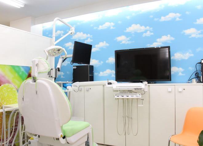 本郷台駅 車11分 オリーブ歯科の治療台写真3