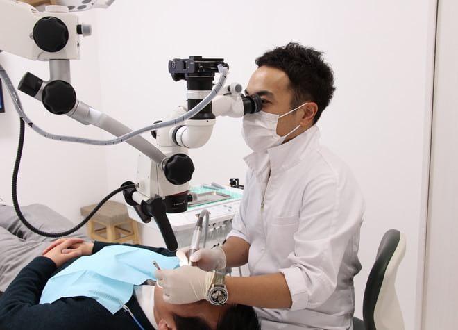 精密な診断をもとに、丁寧&正確な治療!