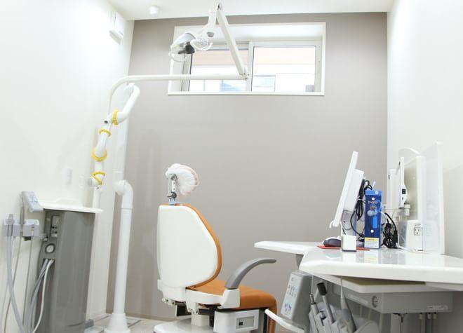守口市駅 出口徒歩 3分 なかむら歯科医院の治療台写真7