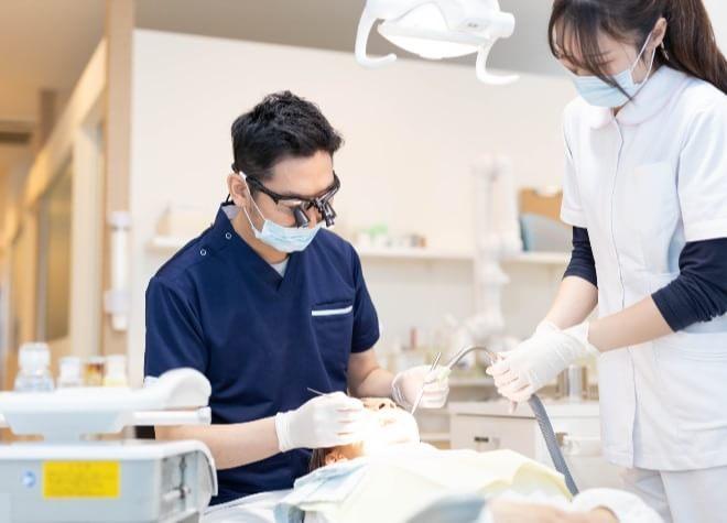 秋田駅 出口車5分 山王大通り歯科のスタッフ写真2