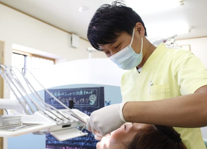 開発駅 出口車 6分 ひまわり歯科クリニック写真1
