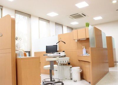 須ヶ口駅 出口徒歩5分 せいの歯科クリニックの院内写真3