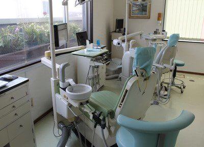 天文館通駅 徒歩2分 曽山歯科・けいこ矯正歯科の治療台写真2